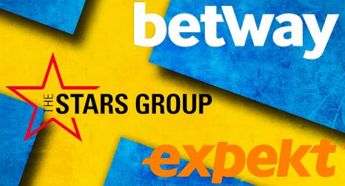 Sweden online gambling license recipients now include PokerStars