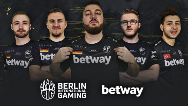Betway to sponsor BIG