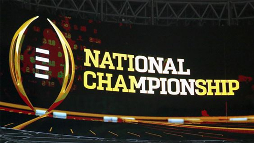CFP championship game betting preview & trends