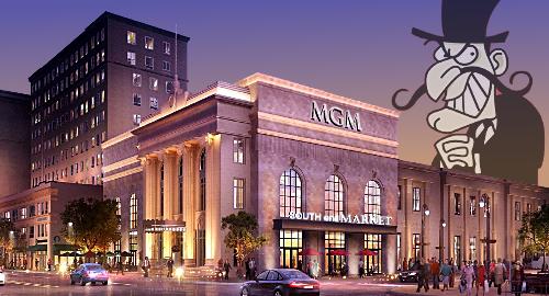 Report: MGM Springfield casino a Massachusetts crime magnet