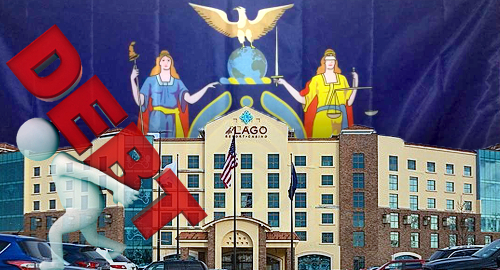 New York casinos still struggling; del Lago debt crisis looms