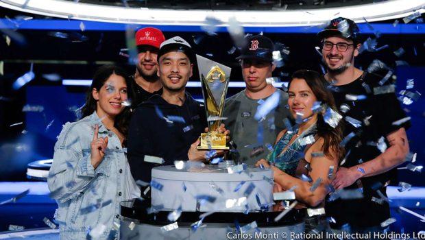 PokerStars PCA Report: Rheem dominates the Main Event; Wellenbach's gift