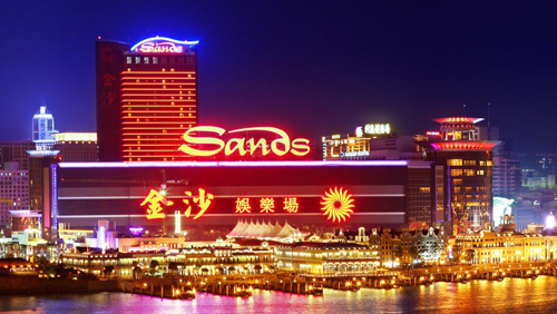 Sands China announces dividend payout