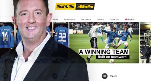 SKS365 bids buh-bye to CEO Ian McLoughlin, general counsel