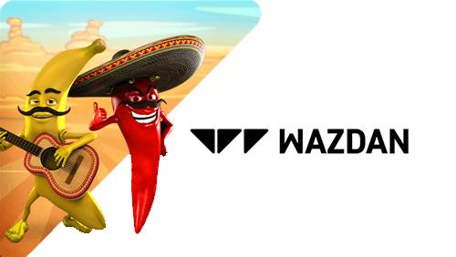 Wazdan games reach Tipbet Casino