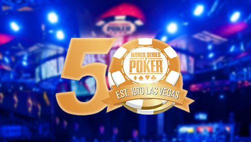WSOP announce more 2019 events; more chips; Big Blind Ante across the board