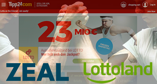 Lottoland makes €76m bid for ZEAL's lottery betting operations