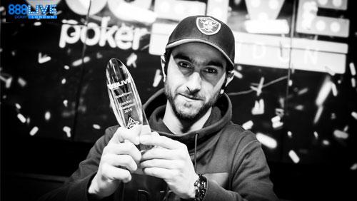 888Poker partner with WPTDeepStacks; Ganev wins 888Live London KickOff