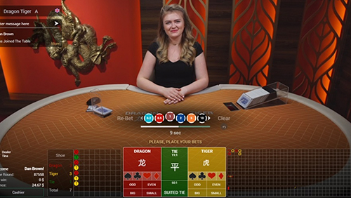 BetConstruct adds Dragon Tiger and Baccarat Super 6 to it's live casino games