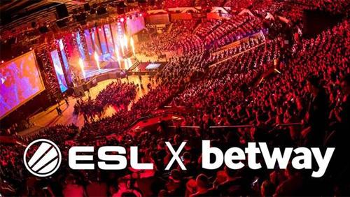 Betway extends sponsorship of ESL