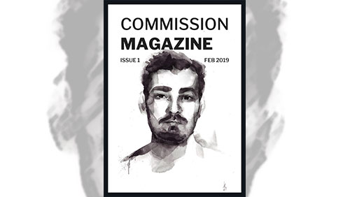 Commission Magazine launches issue 1