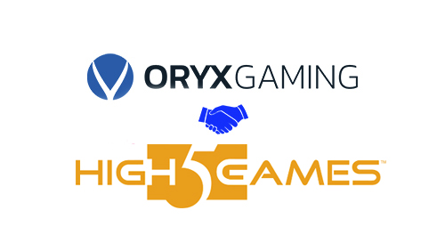 H5G and ORYX Gaming finalize agreement for content distribution