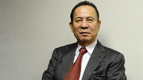 Kazuo Okada bail conditions lifted in Hong Kong
