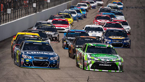 Live bets coming to NASCAR