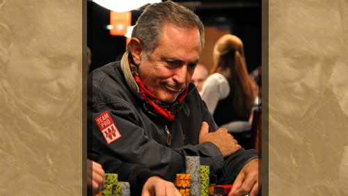 Michel Abécassis retires from poker; Who's The King, Bitches promo airs