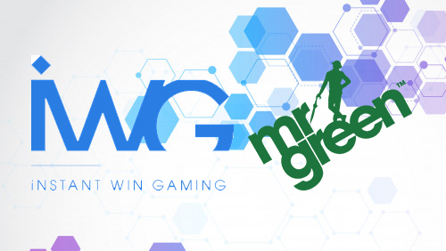 Mr Green goes live with IWG's games portfolio