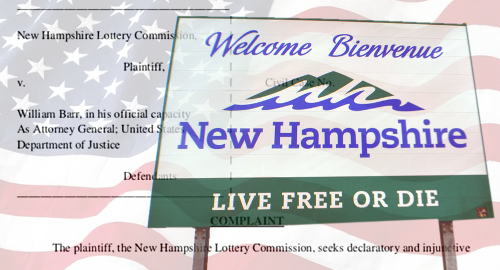 Gamble free or die: Wire Act view faces New Hampshire challenge