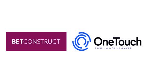 OneTouch seals BetConstruct content deal