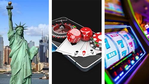 Online poker bills for New York & Kentucky, Online casinos for West Virginia
