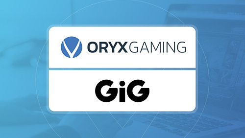 ORYX Gaming hits top gear with GiG content agreement