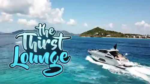 partypoker sponsor The Thirst Lounge as a part of a wider streaming strategy