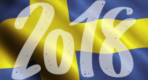 Sweden's domestic gambling operators happy to see 2018 go