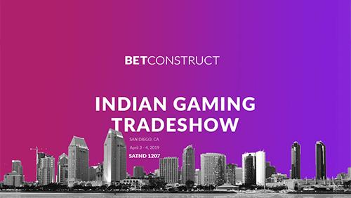BetConstruct at Indian Gaming Tradeshow & Convention