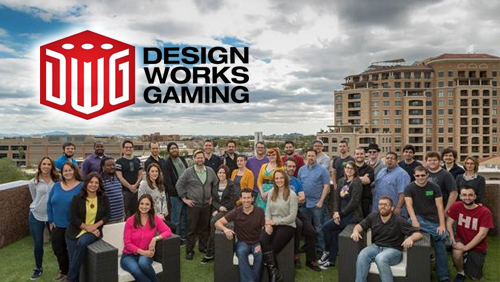 Design Works Gaming set for European RMG expansion