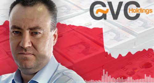 GVC shares tumble as CEO, chairman sell bulk of their stakes