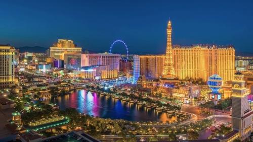Las Vegas set to run drills with Elon Musk