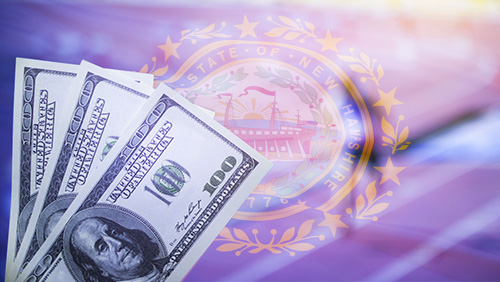New Hampshire sports gambling bill takes another step forward