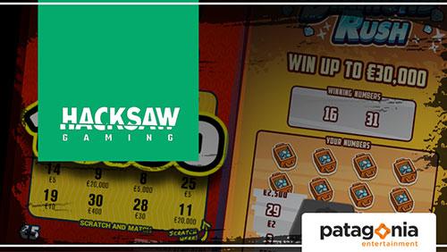 Patagonia Entertainment strengthens portfolio with Hacksaw Gaming deal