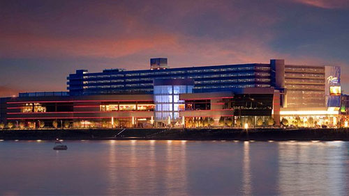 """Pennsylvania's Rivers Casino sees """"nonstop"""" March Madness gambling"""