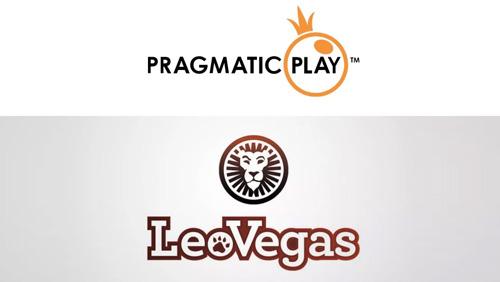 Pragmatic Play strengthens LeoVegas integration