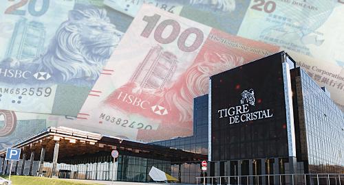 Russia's Tigre de Cristal casino revenue dips in 2018