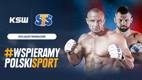 STS: new sponsorship contract with KSW