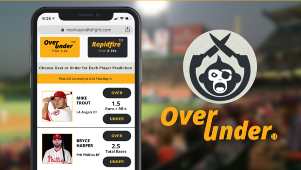 Monkey Knife Fight Launches MLB Prop Gaming