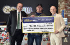 Woods Masters Win Yield William Hill US Bettor James Adducci $1,275,000 Check