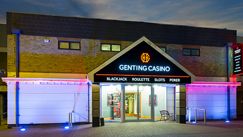 Leading Luton Casino announces £750,000 refurbishment