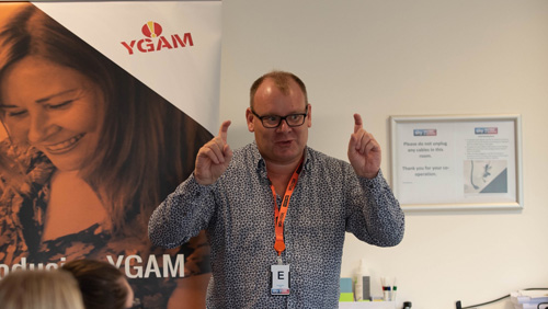 YGAM aim to build on the foundations provided by landmark 2018