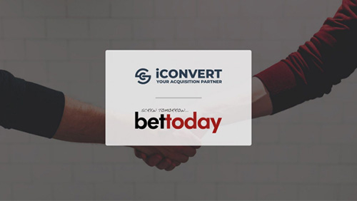 Bet2Day signs contract with your acquisition partner iConvert