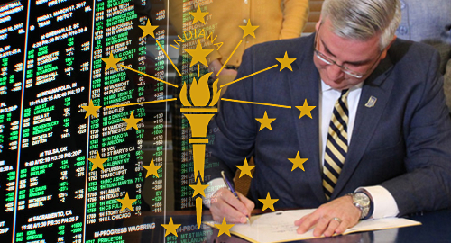 Indiana, District of Columbia officially join legal betting party