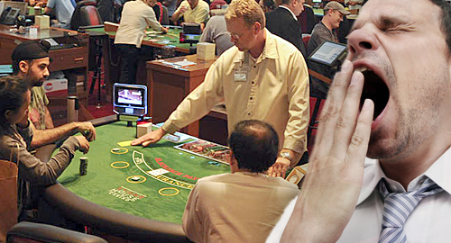 Pennsylvania slots, tables and sportsbooks fail to excite in April