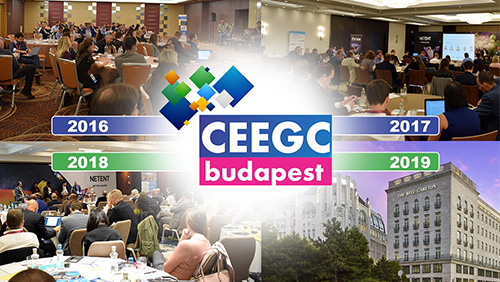 Save the date for CEEGC 4 and CEEGC Awards 2019 Budapest, registrations are open, 24-25 September 2019 – Ritz-Carlton