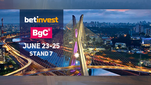 Meet up with Betinvest at the Brazilian Gaming Congress
