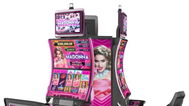 Boyd Gaming Properties First to Receive Aristocrat's New FarmVille™ and Madonna™ Slot Titles