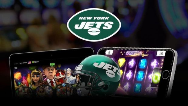 888casino Extends Sponsorship With the New York Jets