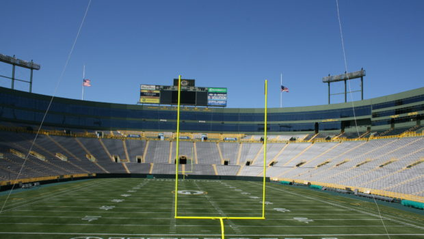 Packers Fans Can Win Family Turkey Bowl Game At Lambeau