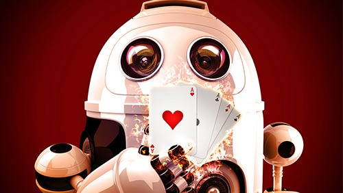 Gaming manufacturer to roll out functional table games-dealing robot