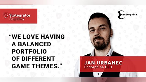 Slotegrator interviews Endorphina's CEO Jan Urbanec
